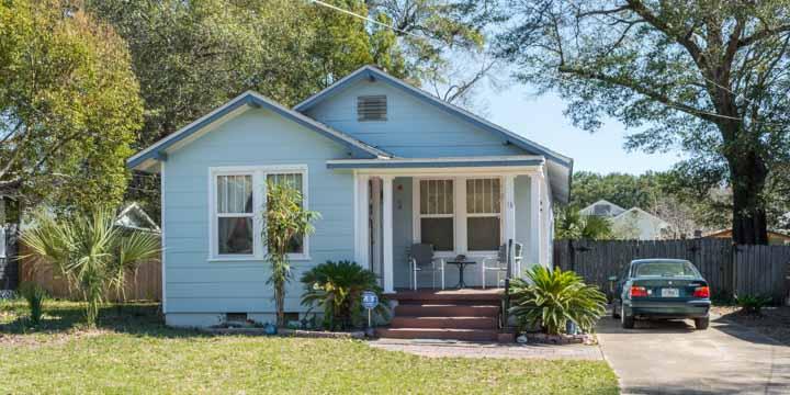 Home at 16 N L street in Pensacola