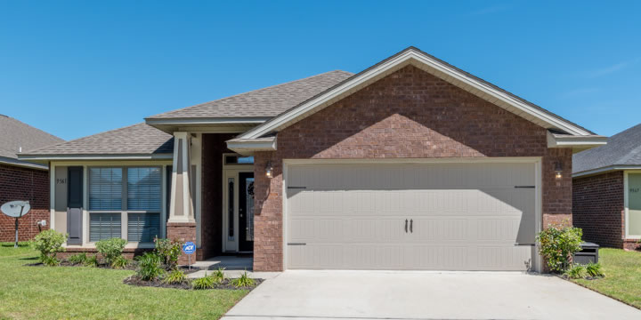 House at 9561 Laramie Drive West Pensacola