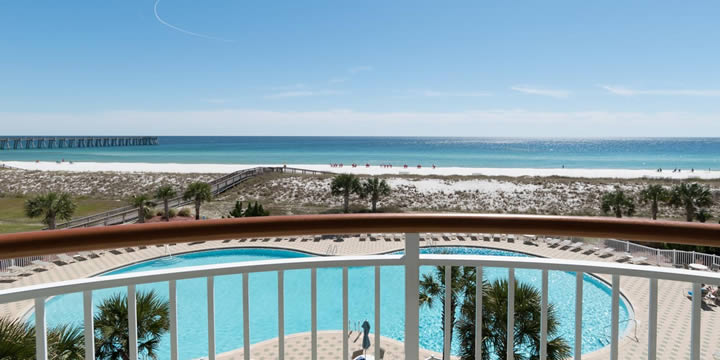 Beach Colony pool Navarre Beach