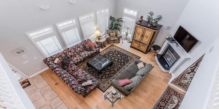 Gulf view Livingroom
