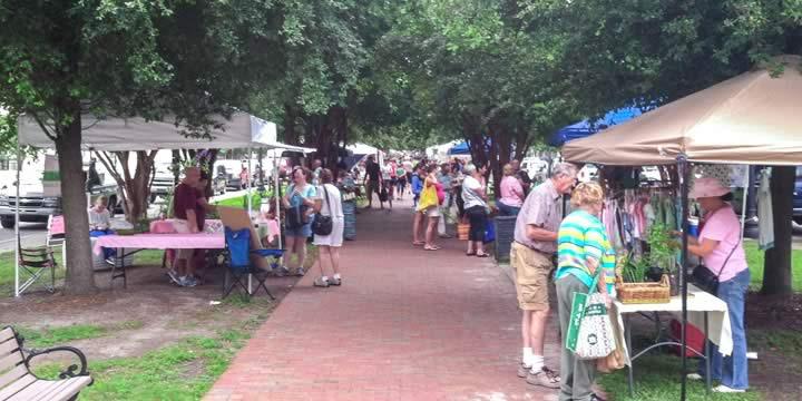 Palafox Street Market in Pensacola
