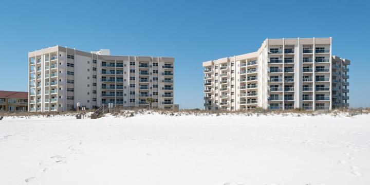 Regency Towers condos on Pensacola bEach