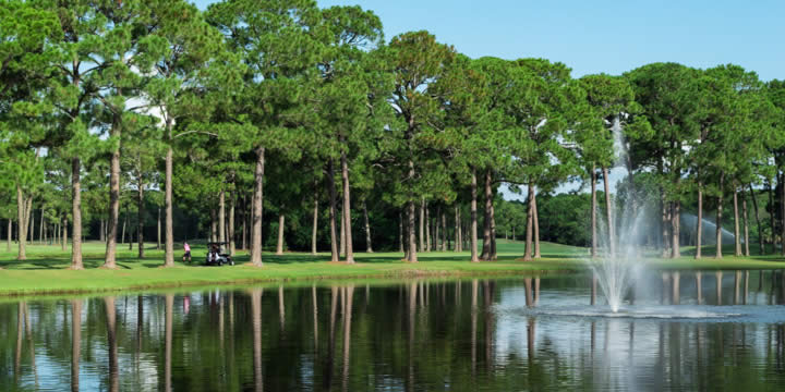Indian Bayou Golf Course homes in Destin FL