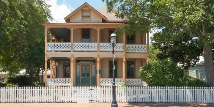 Historic Pensacola home