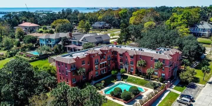 Mirador Condominium in Pensacola FL