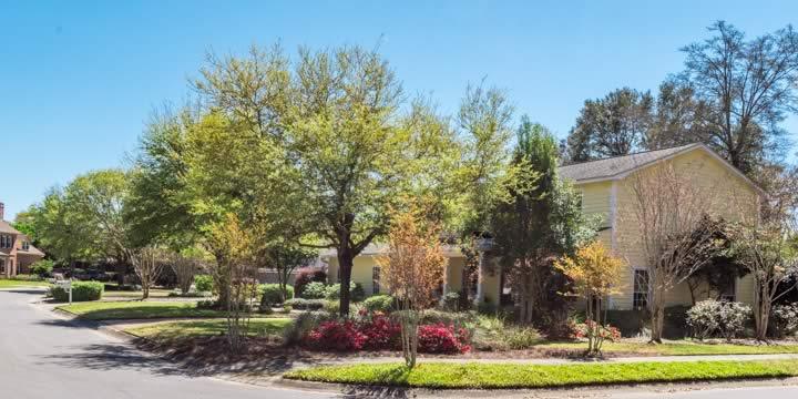 Cordova Park Subdivision Homes in Pensacola FL