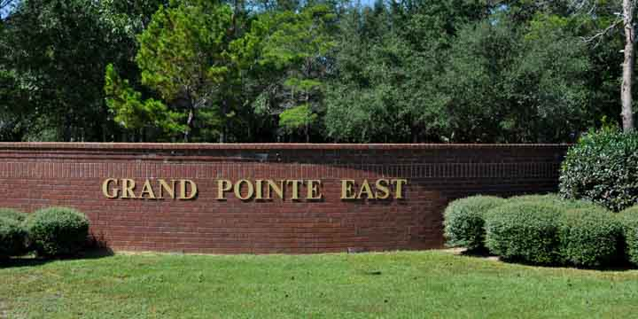 Grand Point East Subdivision