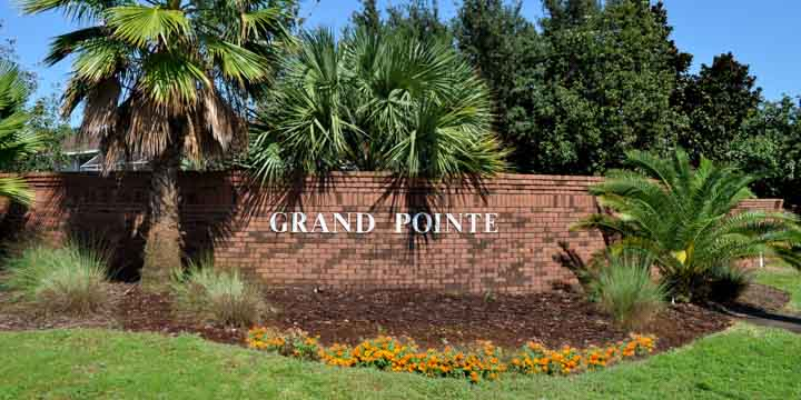 Grand Pointe homes in Gulf Breeze