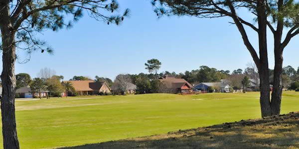 Tiger Point Golf Course Homes