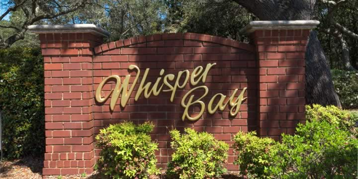Whisper Bay Gulf Breeze FL Subdivision