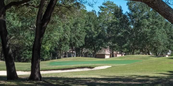 The Hidden Creek Golf Course in Navarre FL