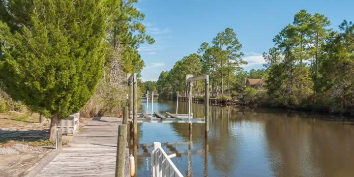 Milton waterfront home for sale