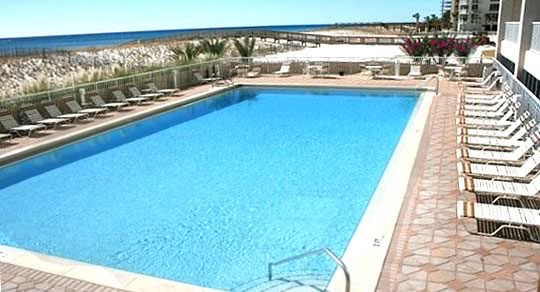 Navarre Beach Regency Pool