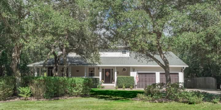 Home in the Country Breeze Estates Subdivision Navarre FL