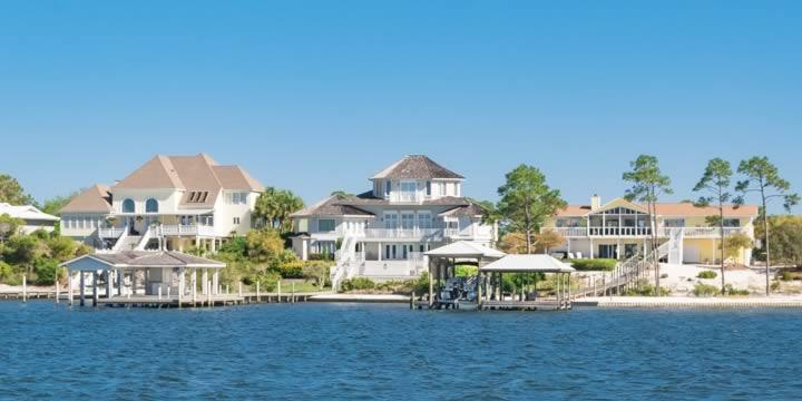 Grand homes homes Ono Island