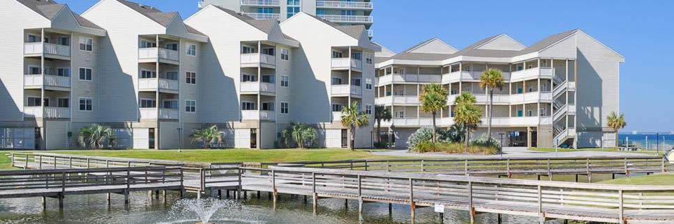Baywatch Condominium on Pensacola Bay