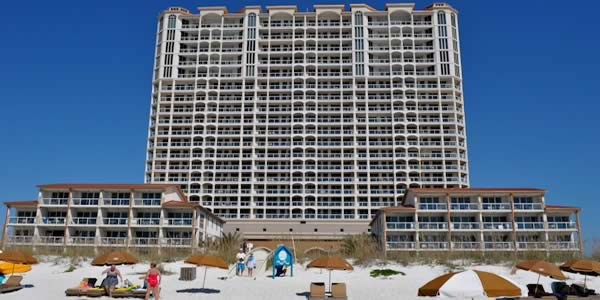 Beach Club Condominiums on Pensacola Beach