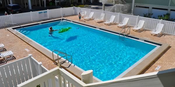 Pool at Boardwalk