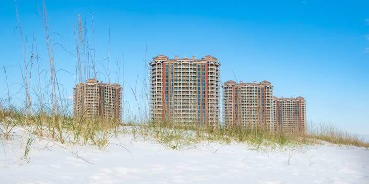 Portofino Resort Condominiums from Pensacola Beach FL