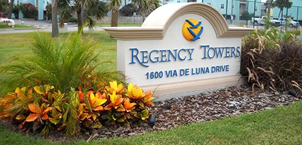 Condos for Sale at Regency Towers in Pensacola Beach