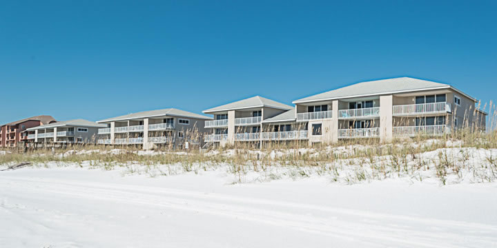 Starboard Village Condos in Pensacola Beach
