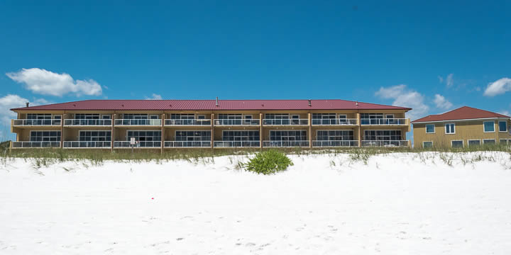 Townhomes at Regency Cabanas in Pensacola Beach
