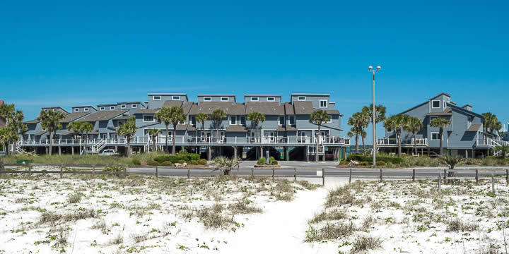San De Luna Townhomes in Pensacola Beach