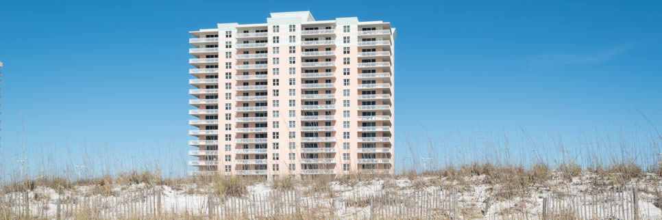 Santa Rosa Towers Condominium on Pensacola Bay