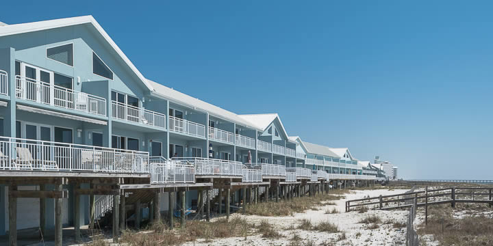 White Sands Townhomes Pensacola Beach FL
