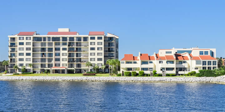 Port Royal Condos Downtown Pensacola FL