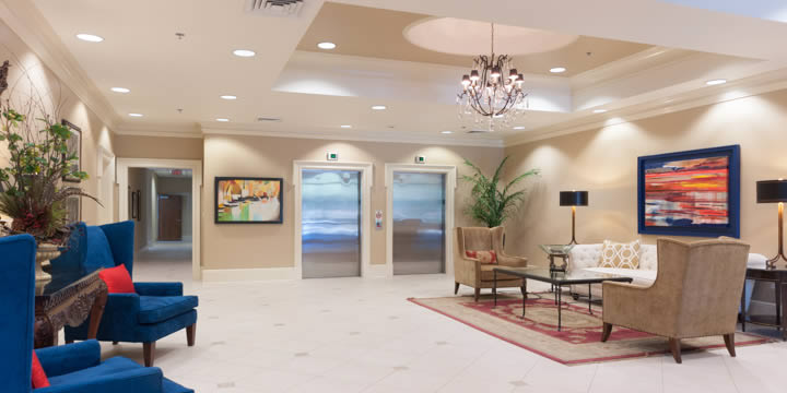 Scenic Terrace Lobby