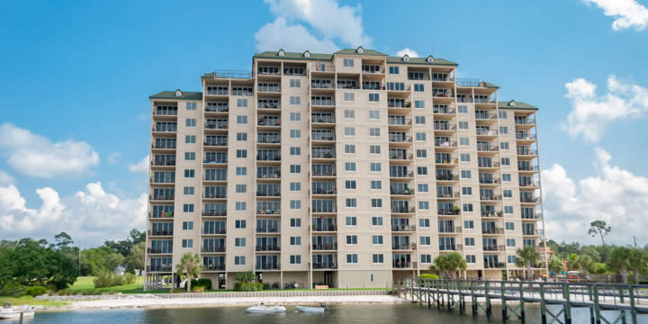 Snug Harbour Condominium in Pensacola FL