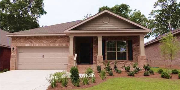 Pensacola patio home listed for sale