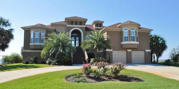 Pensacola Luxury Homes Showcased Waterfront Home