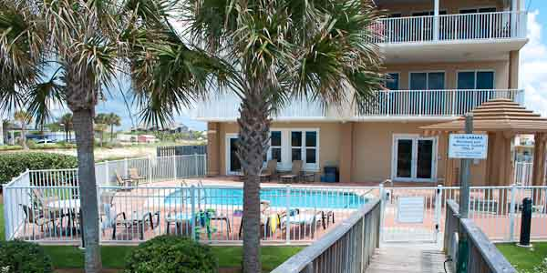 Club Cabana Condos in Perdido Key