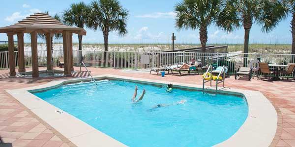 Club Cabana Pool
