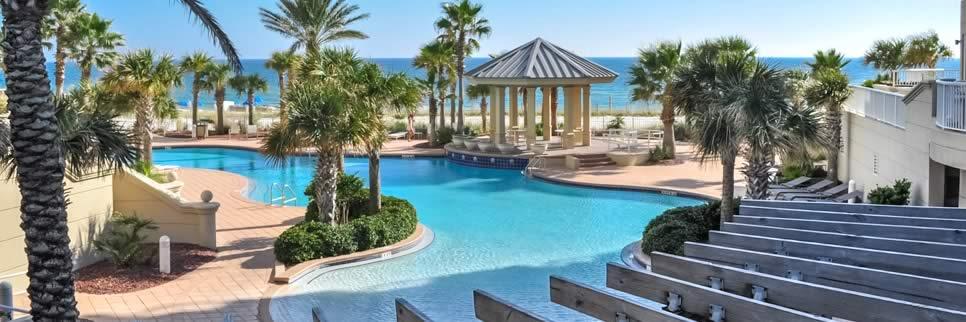 Condominiums in Perdido Key Florida