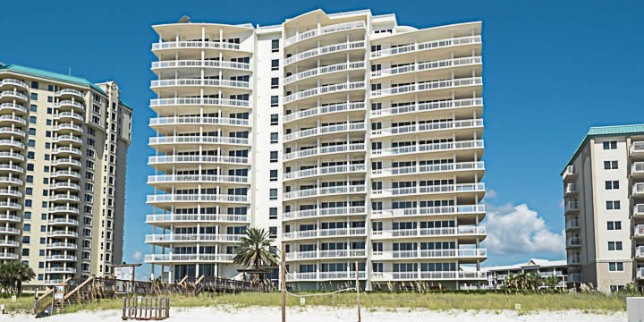 La Playa Condominiums in Perdido Key FL