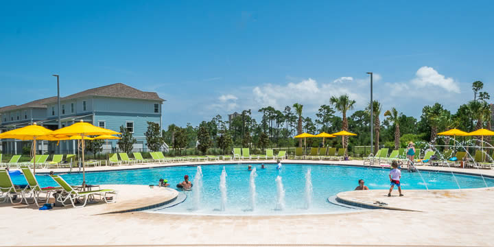Lost Key Golf and Beach Club community pool