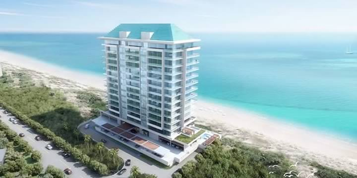 The Meridian Condominium in Perdido Key FL