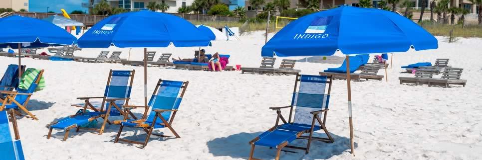 Palacio Condominium Perdido Key beach