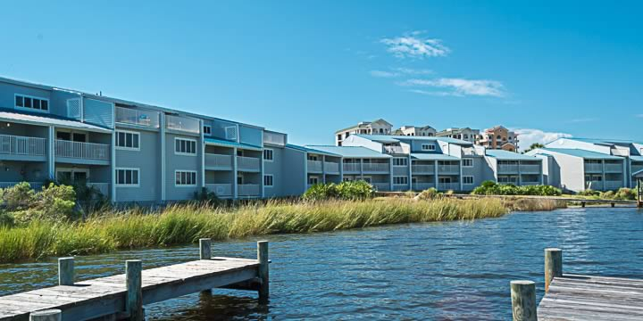 Sundown Condominiums in Perdido Key