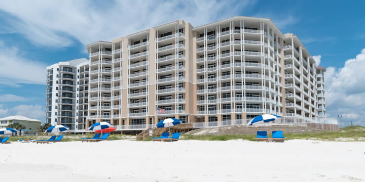 Vista Del Mar Condominiums in Perdido Key