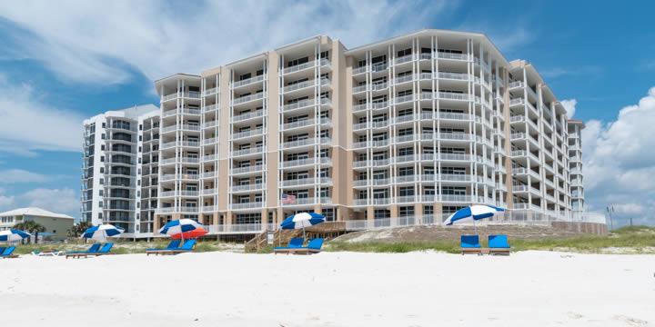 Vista Del Mar Condominiums in Perdido Key