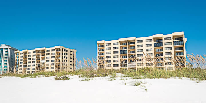 Windward Condominiums in Perdido Key