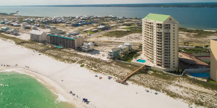 Belle Mer Condominium in Navarre Beach