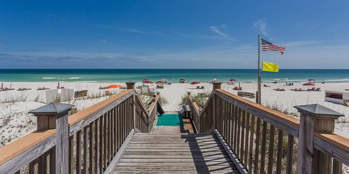 Perdido Key beach access