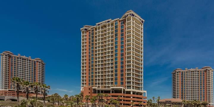 Portofino unit 902 in Tower One