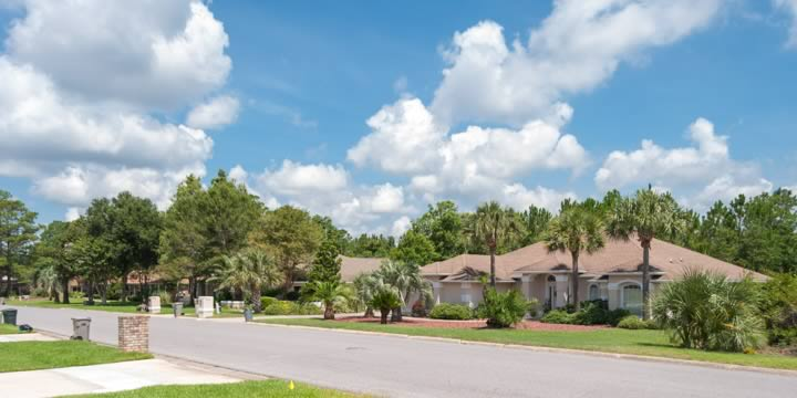 Perdido Bay Country Club Estate Subdivision